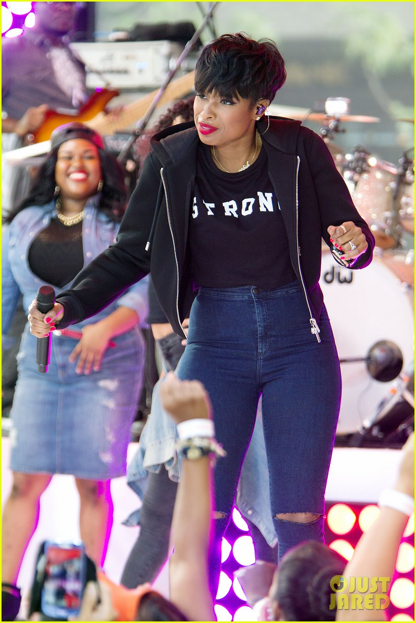 jennifer hudson debuts new song today show173179079
