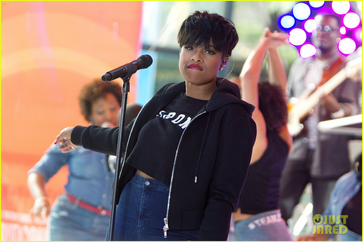 jennifer hudson debuts new song today show243179086