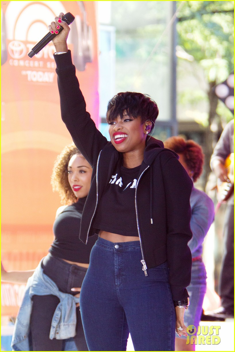 jennifer hudson debuts new song today show273179089