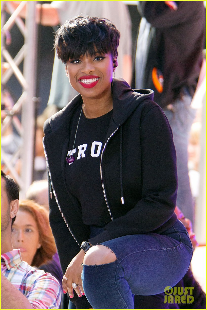 jennifer hudson debuts new song today show37