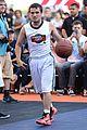 josh hutcherson straight but not narrow basketball game 09