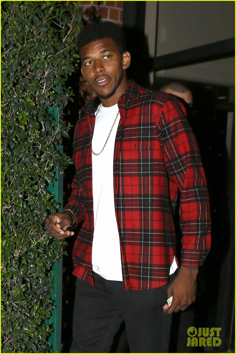 iggy azalea nick young date night on the town 073179629