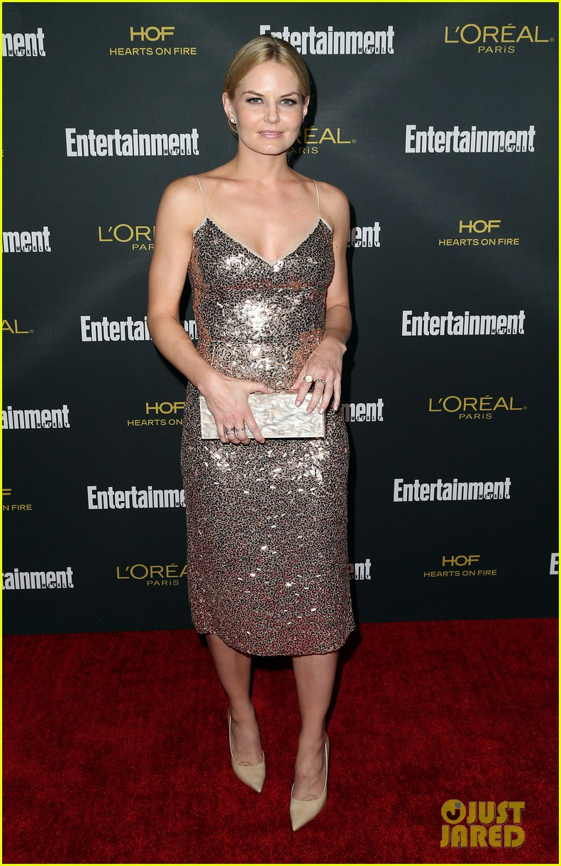 jennifer morrison mira sorvino ew emmys party 2014 033182084