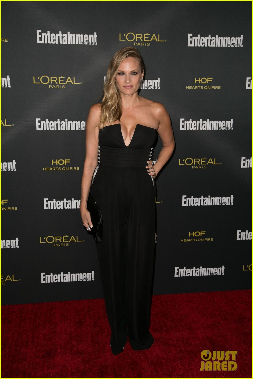 jennifer morrison mira sorvino ew emmys party 2014 073182088