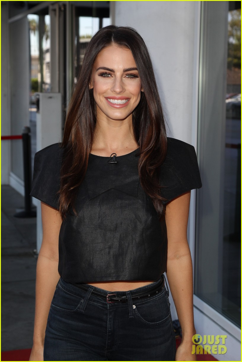 jessica lowndes the prince hollywood premiere 023178954