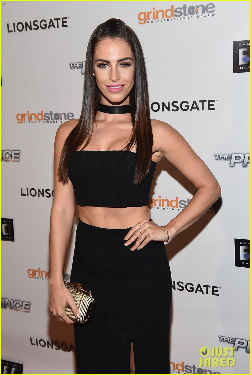 jessica lowndes the prince hollywood premiere 053178957