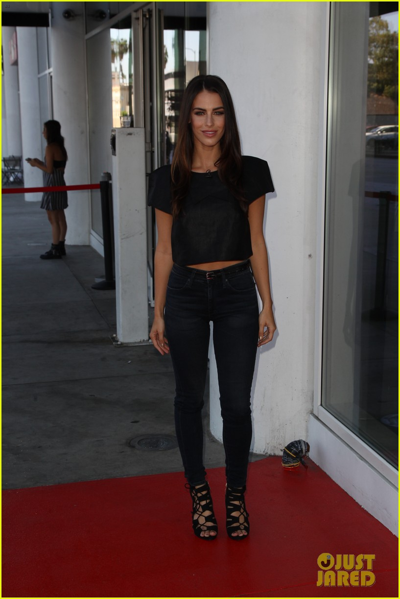 jessica lowndes the prince hollywood premiere 09