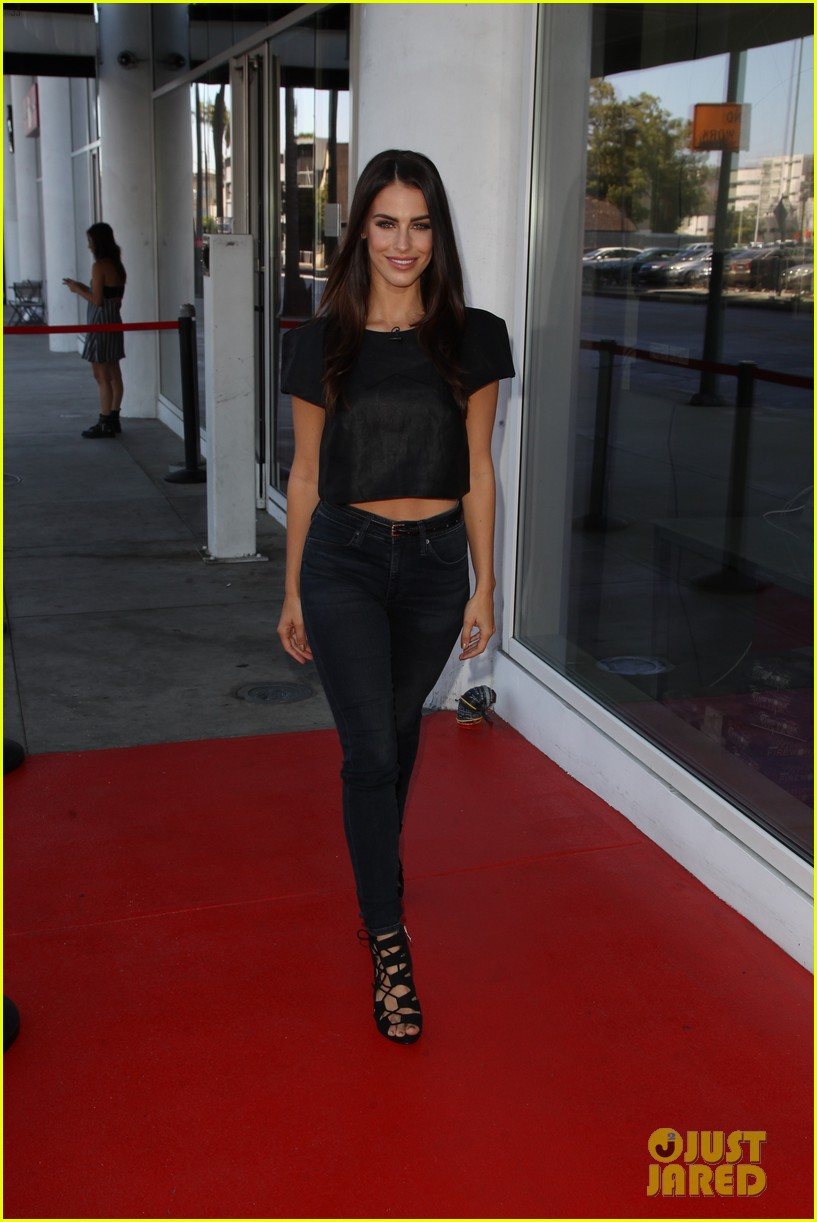 jessica lowndes the prince hollywood premiere 143178966
