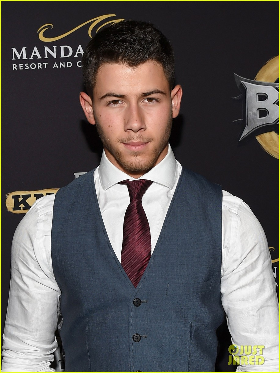 nick jonas olivia culpo big knockout boxing bkb 103177845