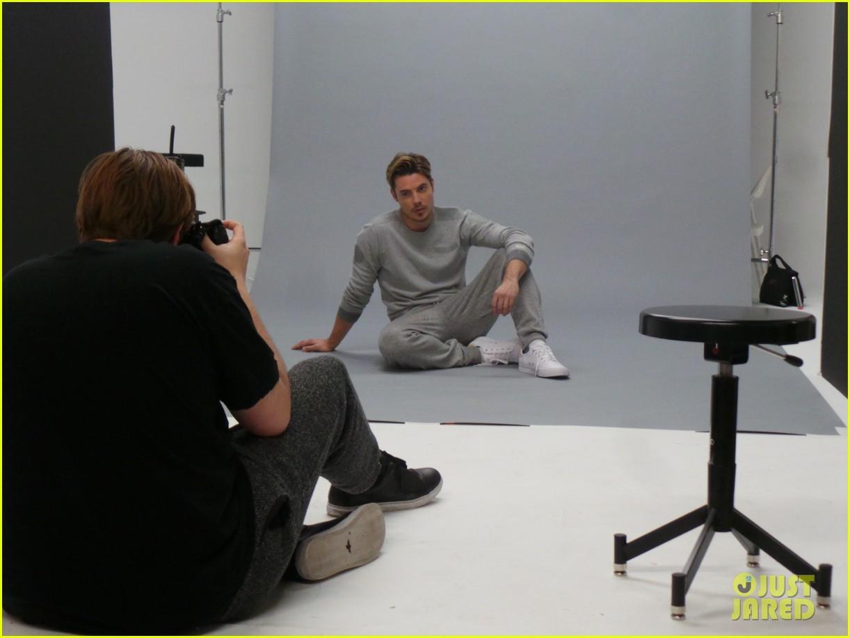 josh henderson jj spotlight behind the scenes pics 043184221