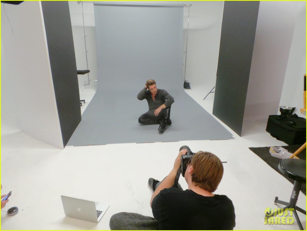 josh henderson jj spotlight behind the scenes pics 063184223