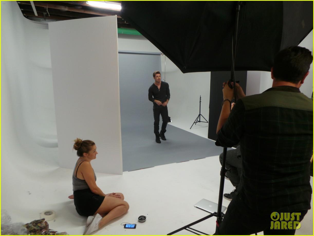josh henderson jj spotlight behind the scenes pics 073184224