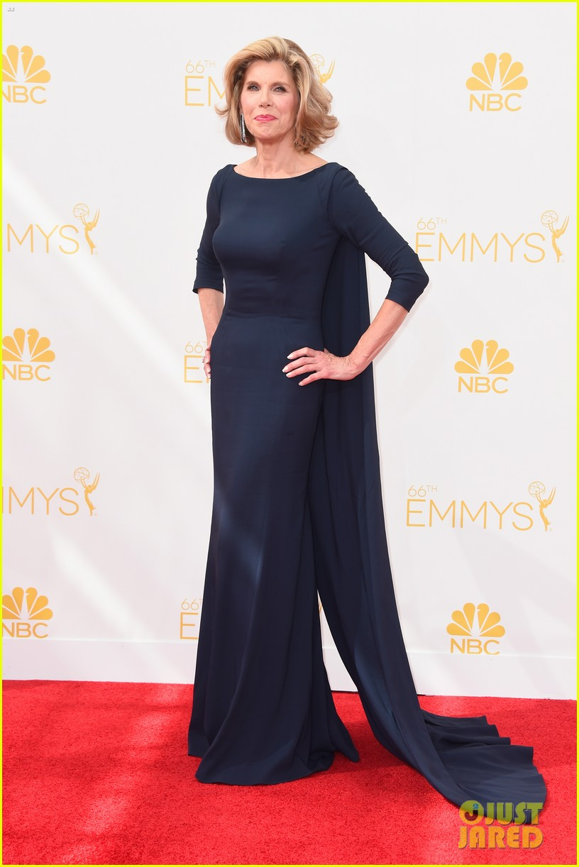 josh charles pregnant wife sophie flack emmys 2014 053183379