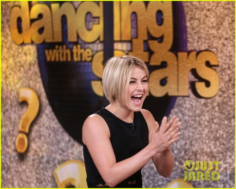 julianne hough dwts return made sense video 033180088