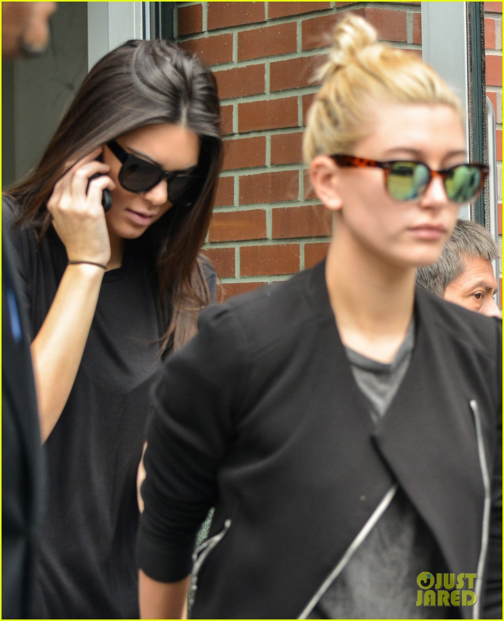 kendall jenner hailey baldwin cab just kendall now 103186139
