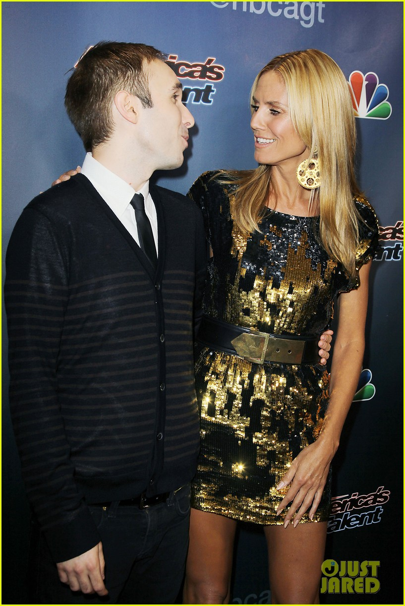 heidi klum reunites with taylor williamson after going on a date 153180080
