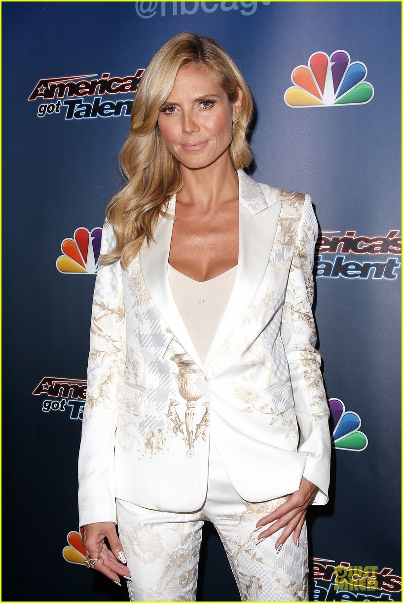 heidi klum america got talent runner up taylor williamson 133176143