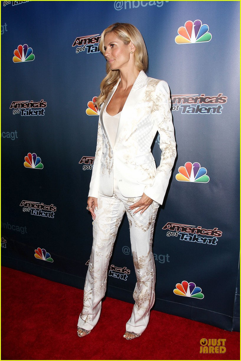 heidi klum america got talent runner up taylor williamson 193176149
