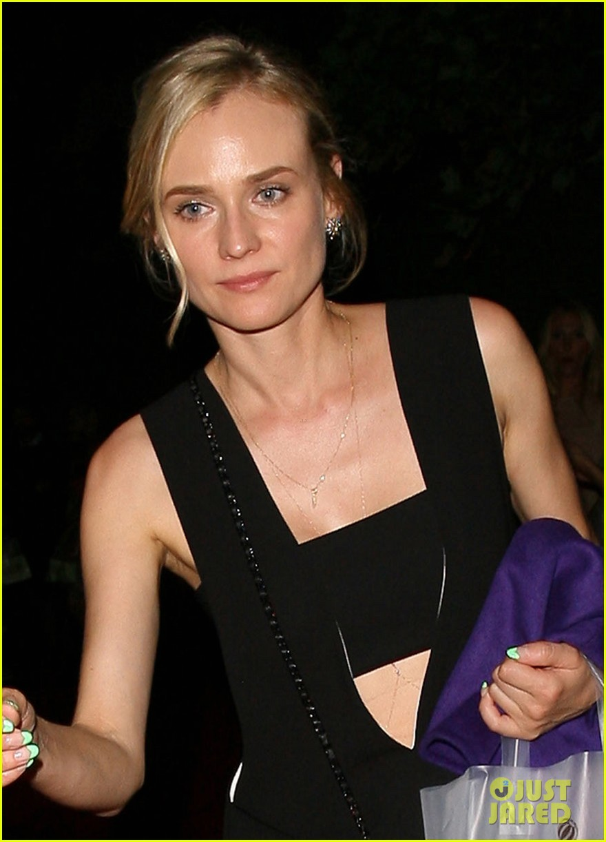 diane kruger eva longoria party with caa emmys 02