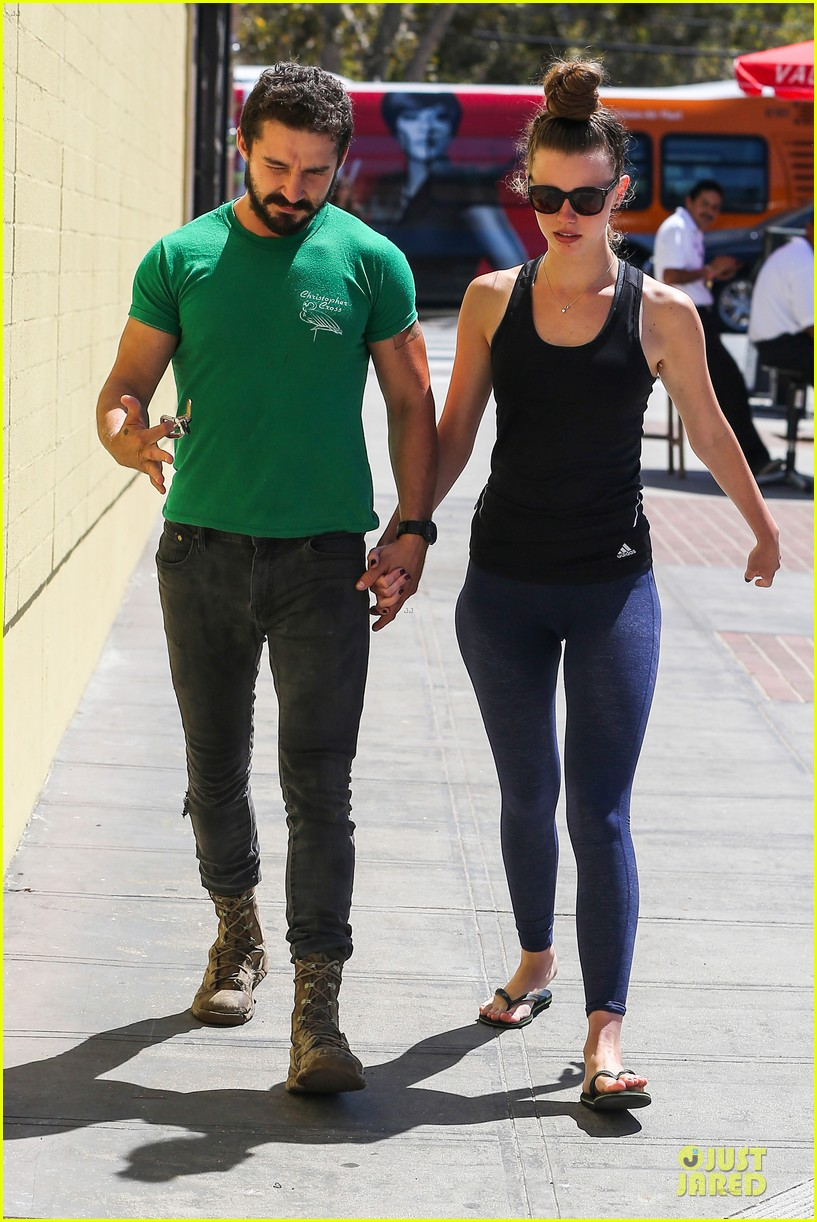 shia labeouf mia goth enjoy lunch date at granville 013181058