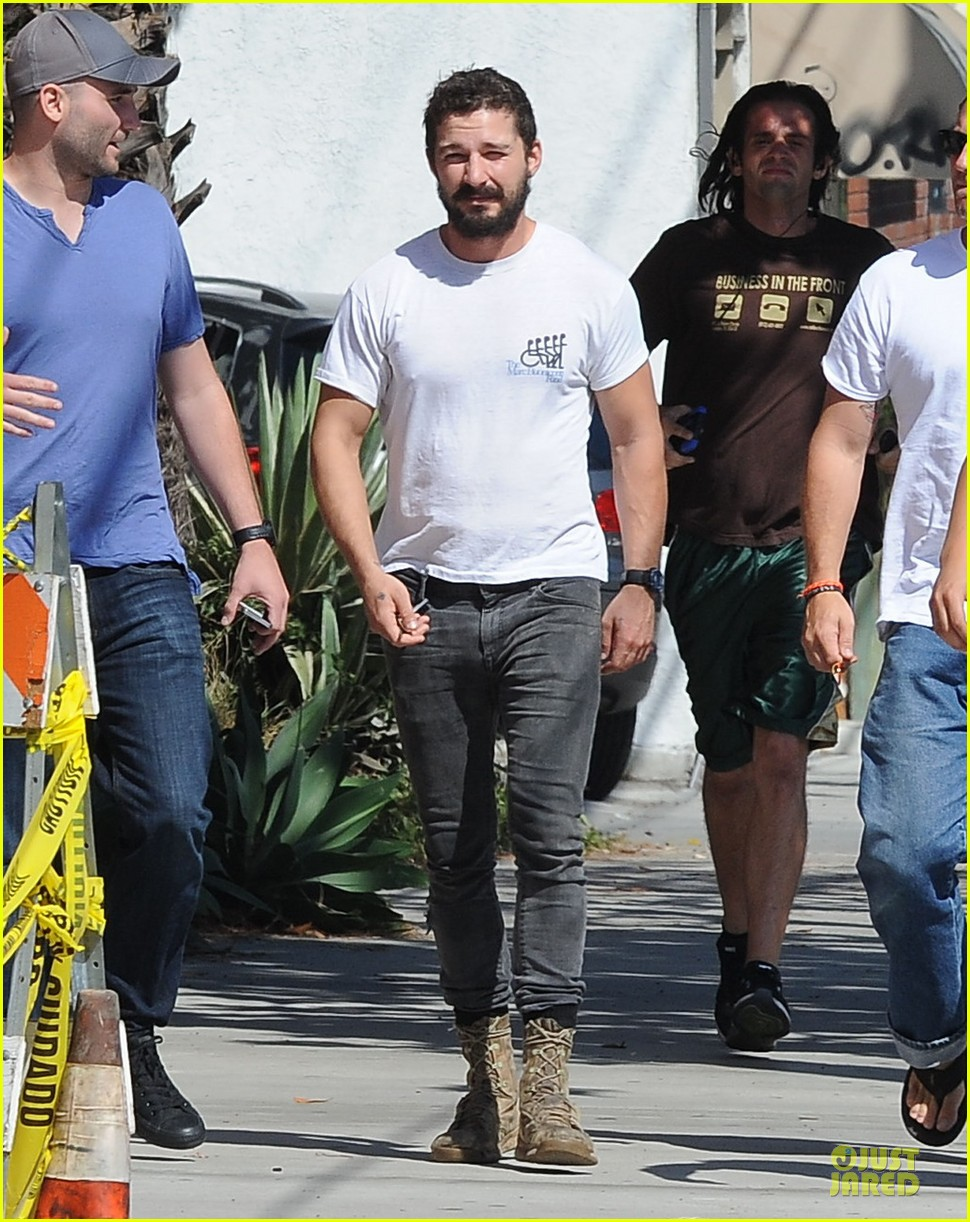 shia labeouf mia goth enjoy lunch date at granville 053181062