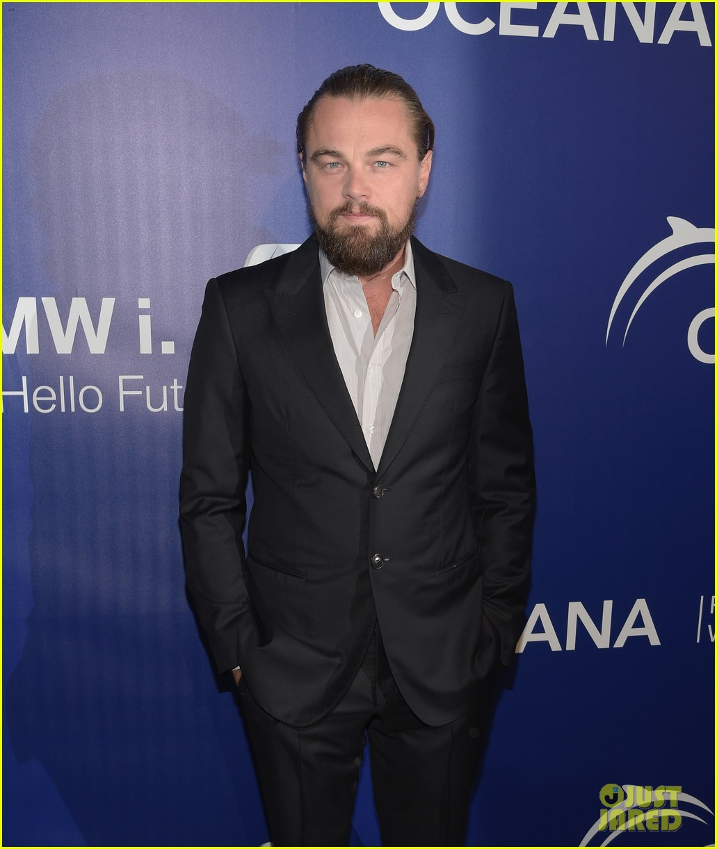 leonardo dicaprio oceana sea change summer party 2014 06