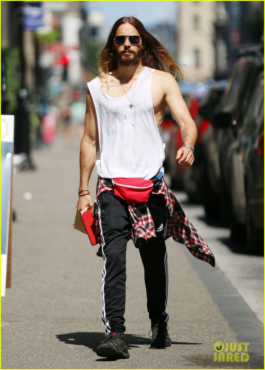 jared leto always looks so hot in his tank tops 053183083