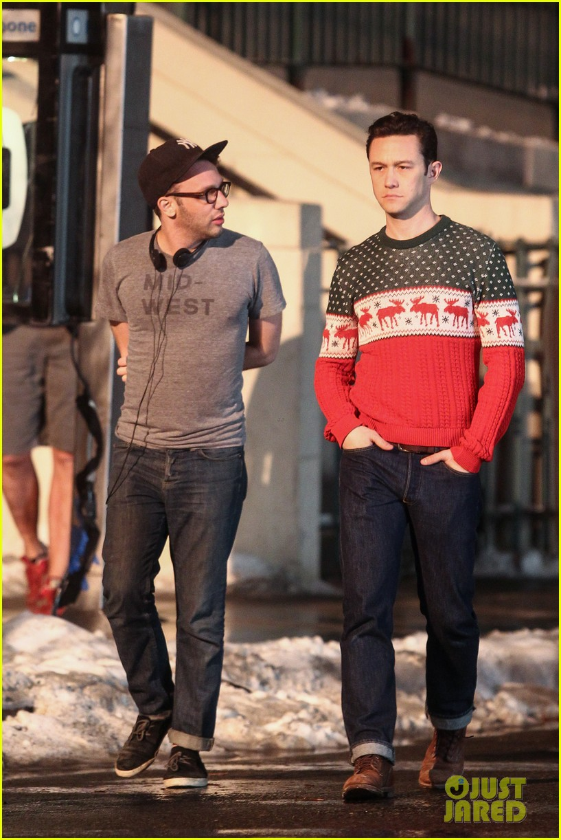 joseph gordon levitt anthony mackie seth rogen christmas movie 063186383