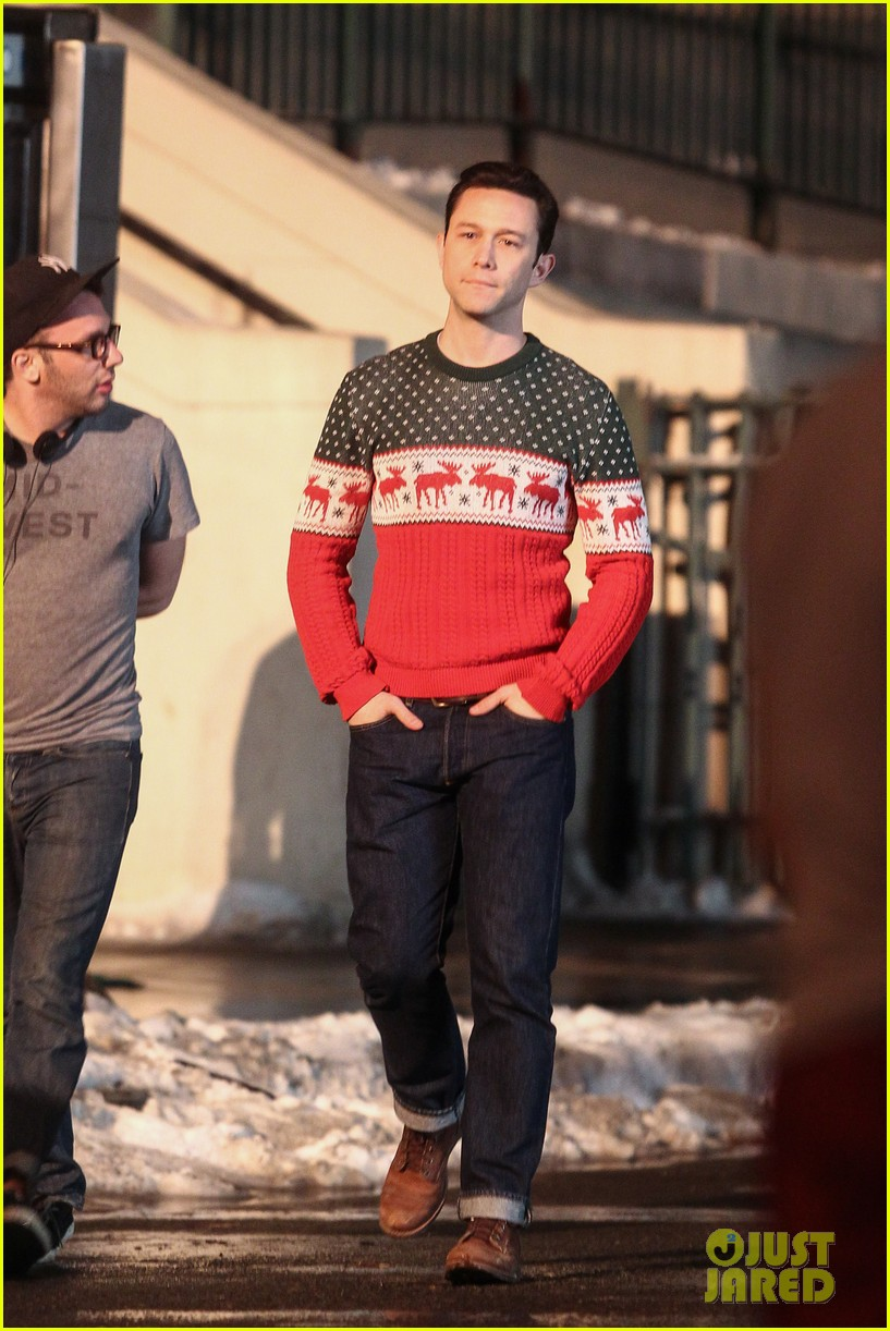 joseph gordon levitt anthony mackie seth rogen christmas movie 24