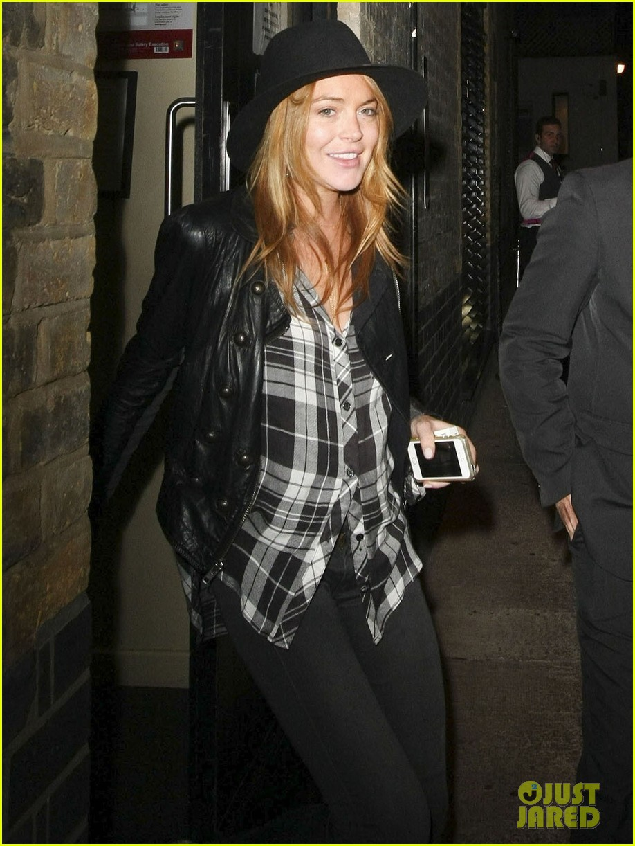 lindsay lohan quotes billy joel chiltern night out london 093182145
