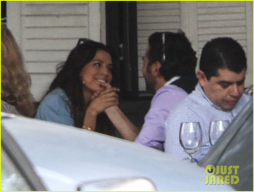 eva longoria boyfriend jose antonio baston romantic lunch 023186865