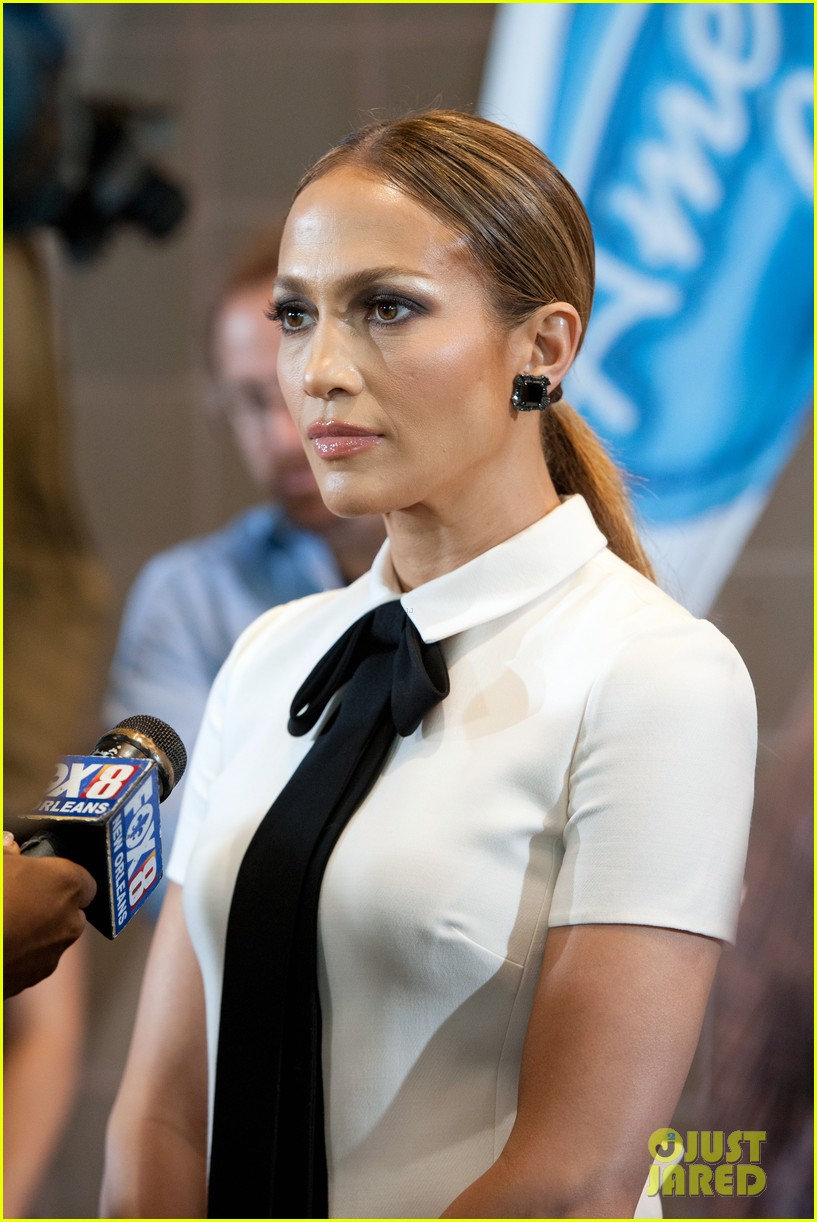 jennifer lopez american idol new orleans auditions 093185035