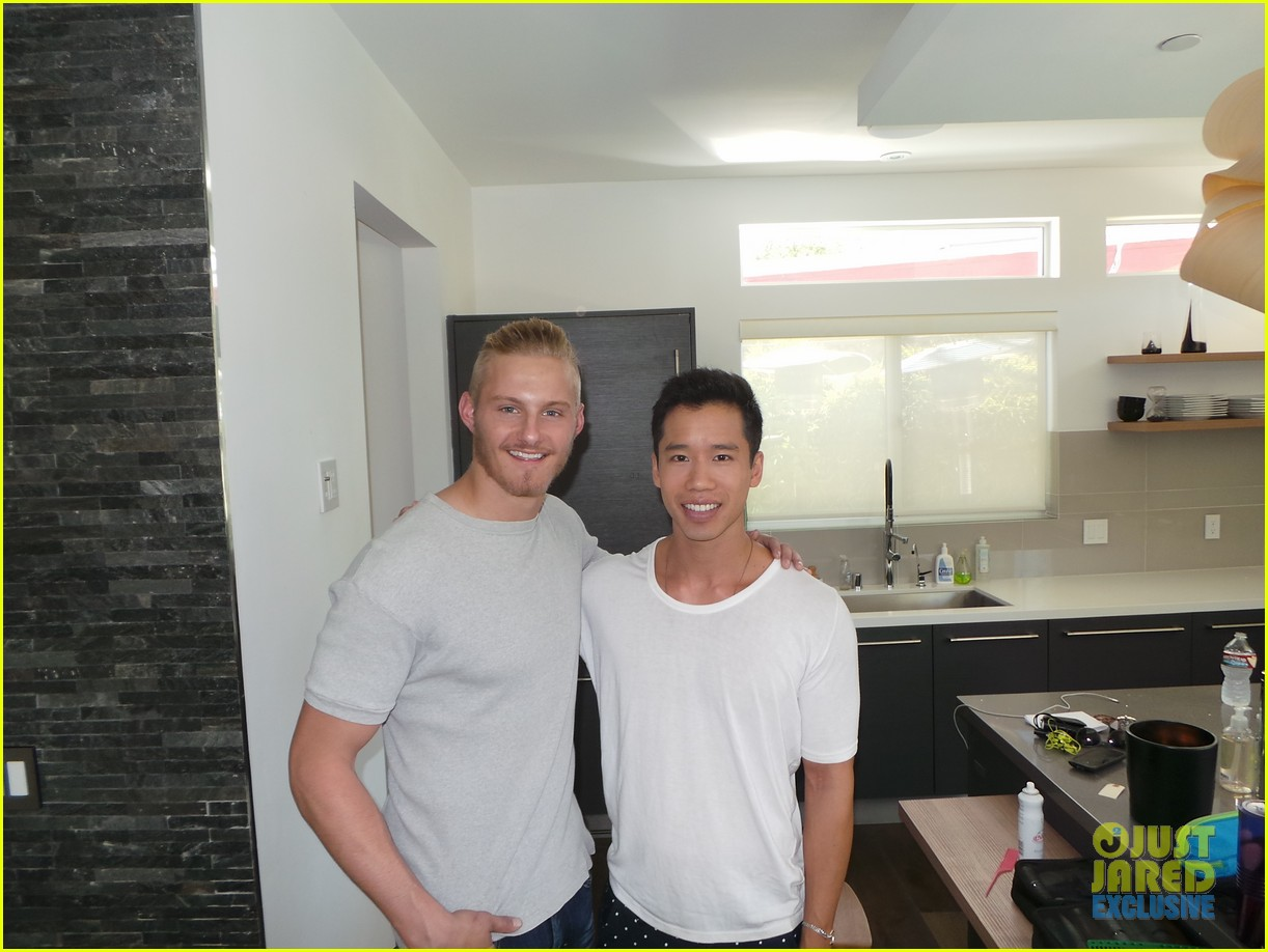 alexander ludwig jj spotlight behind the scenes photos 023179181