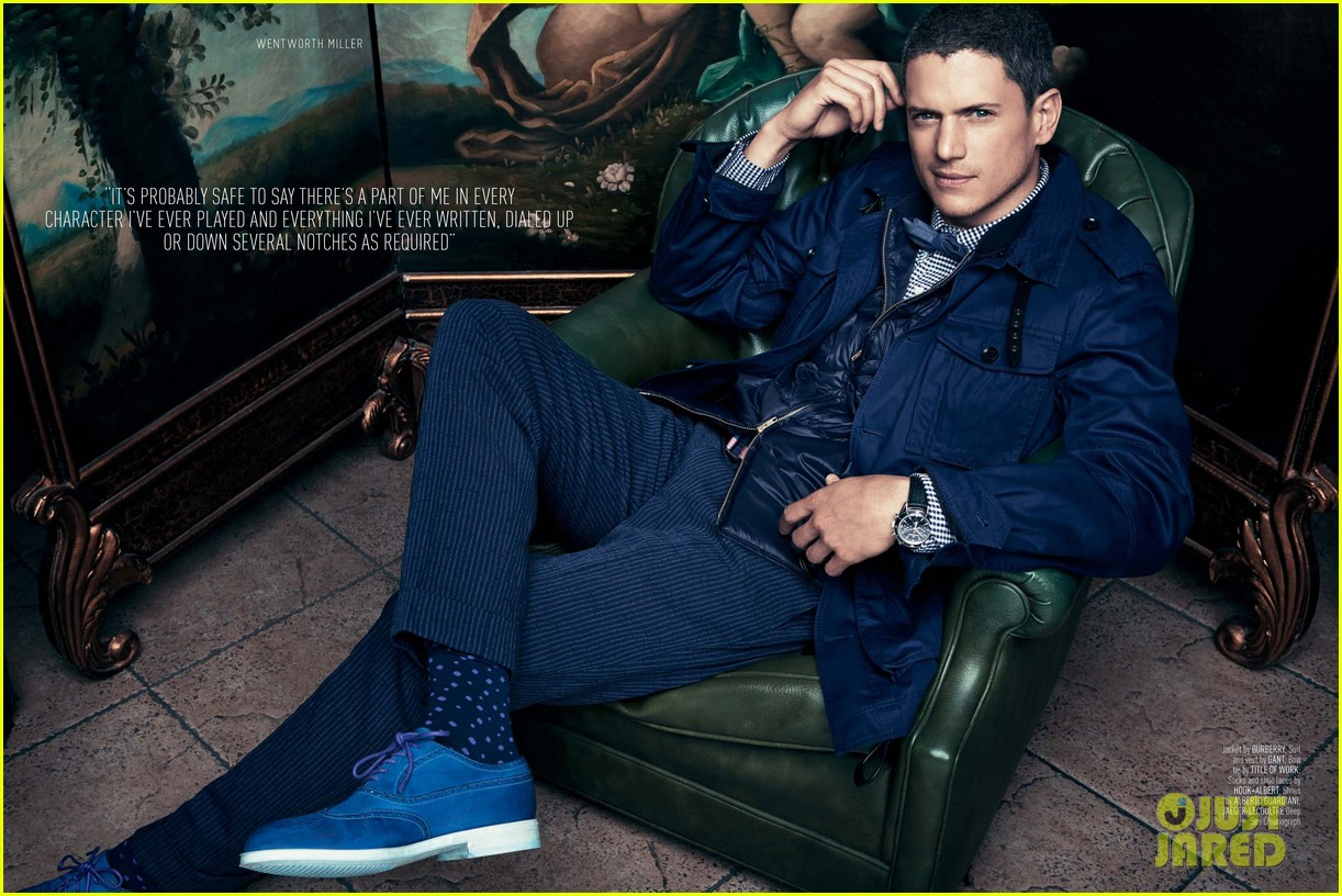 wentworth miller covers august man exclusive 043186123