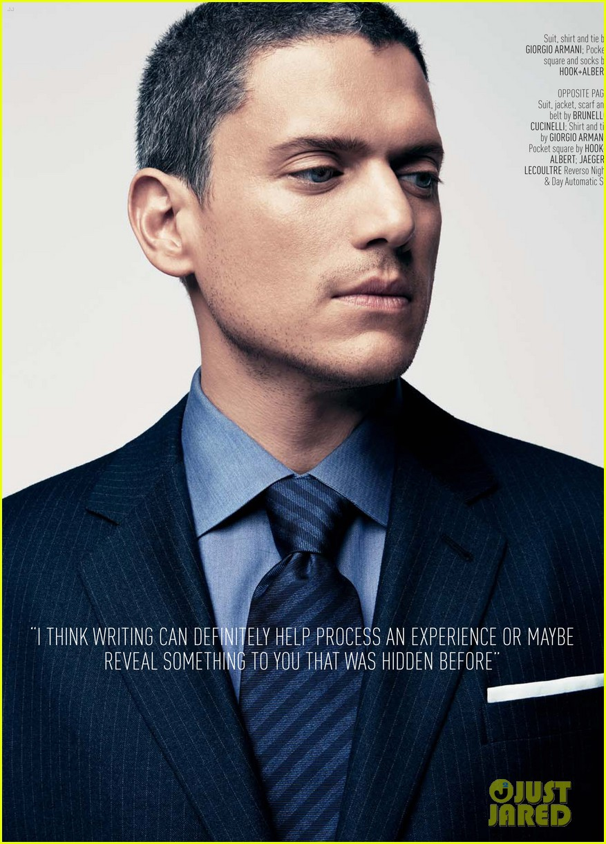 wentworth miller covers august man exclusive 063186125