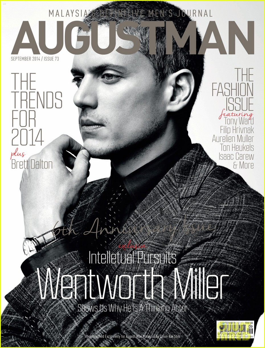 wentworth miller covers august man exclusive 103186129