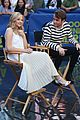 chloe moretz jamie blackley stay gma spot 02