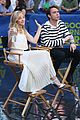 chloe moretz jamie blackley stay gma spot 06