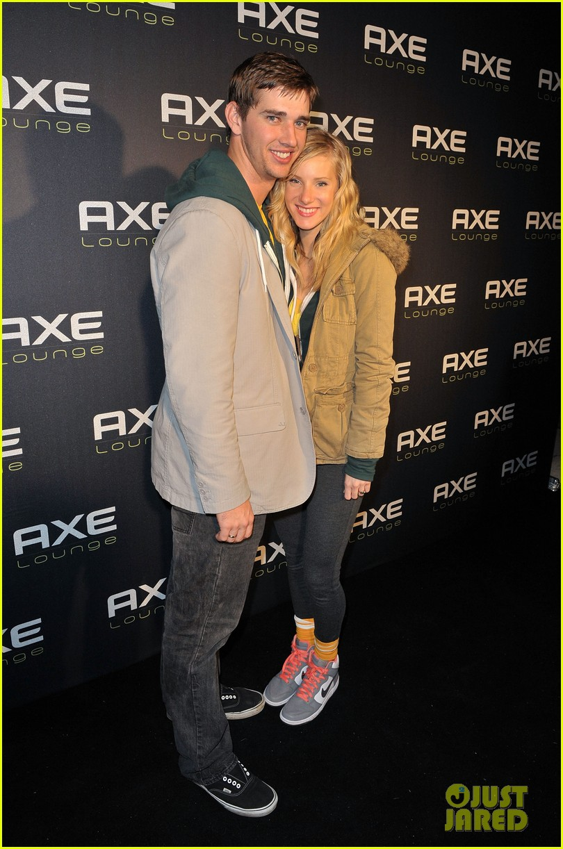 heather morris engaged to taylor hubbell 063184994