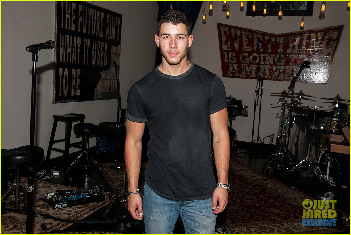 nick jonas reveals new album title 05