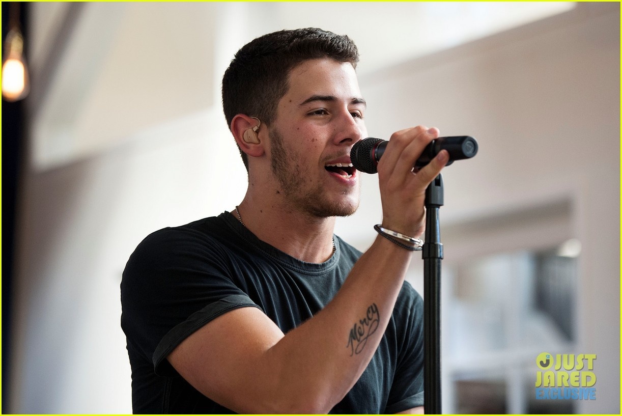 nick jonas reveals new album title 15