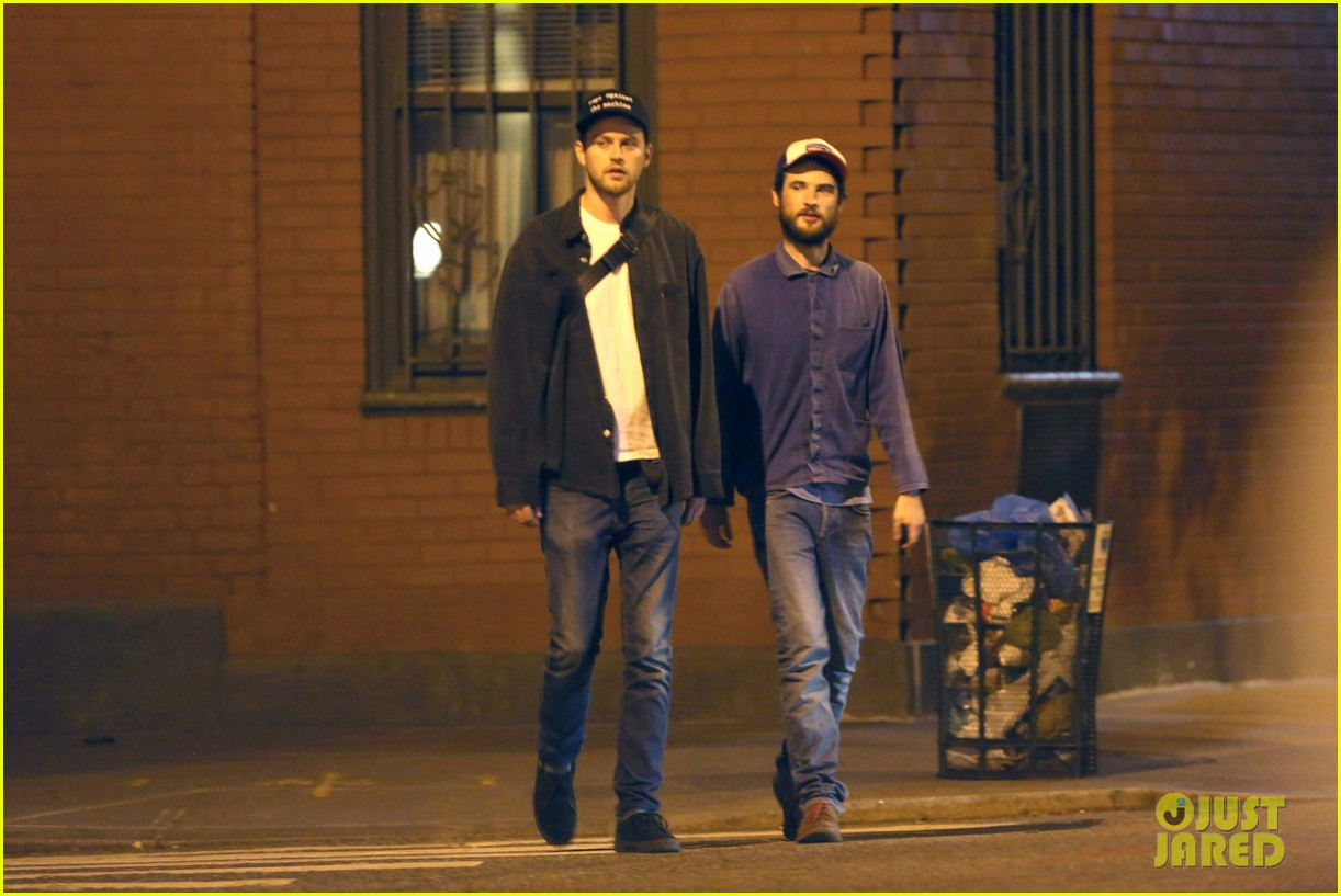 robert pattinson mini brit pack reunion in new york 163186186