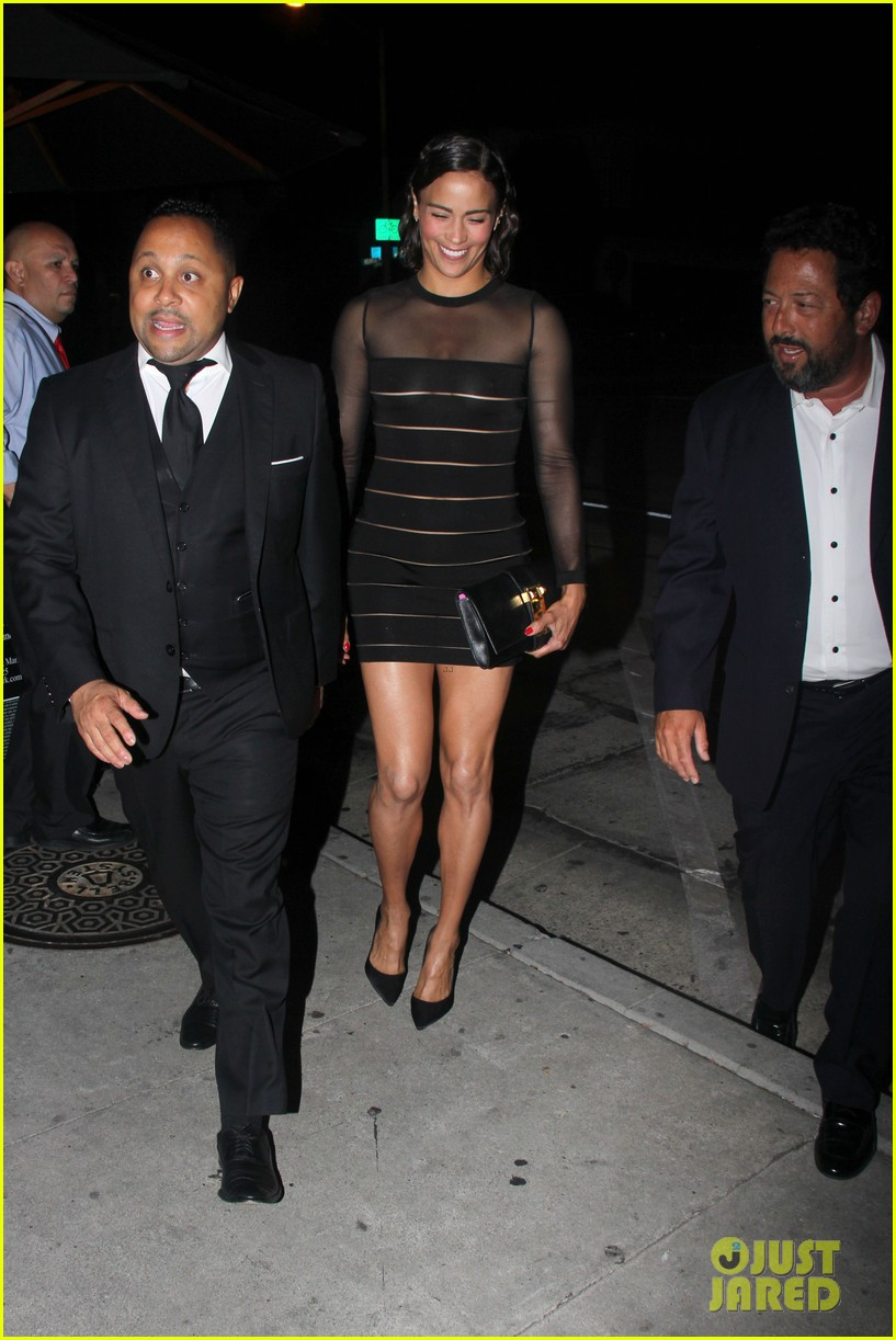 paula patton sheer dress at emmys after party 033184304