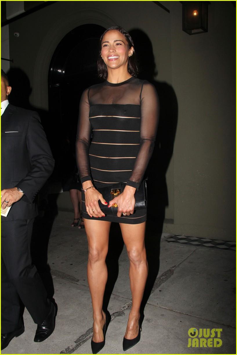 paula patton sheer dress at emmys after party 073184308