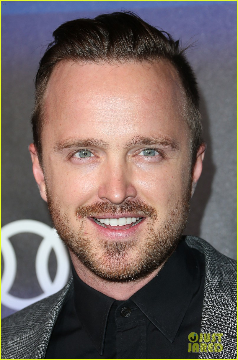 aaron paul set up a breaking bad scavanger hunt before emmys 2014 11