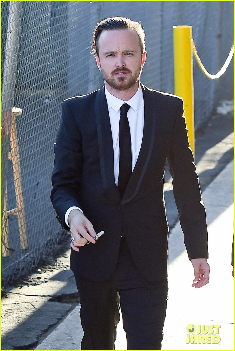 aaron paul wife lauren opens up about his emmy shout out 043185895