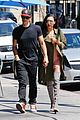 naya rivera ryan dorsey hold hands birds cafe 14