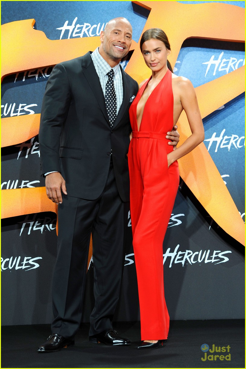 dwayne the rock johnson hercules berlin premiere 023180461