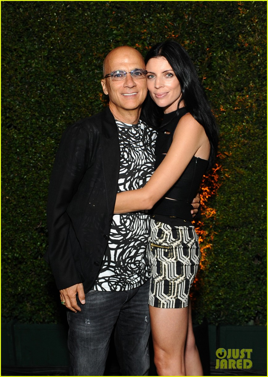 liberty ross celbrates launch of genetic collection jimmy iovine 043181847