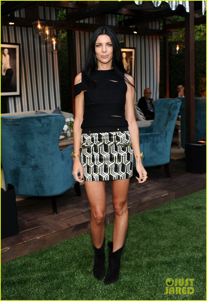 liberty ross celbrates launch of genetic collection jimmy iovine 063181849